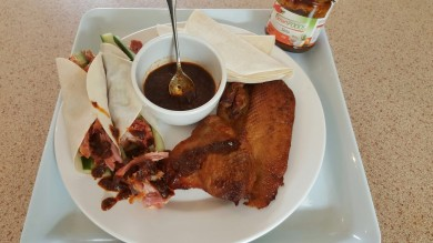 A Special Wrap With Smart Chilli Sauce