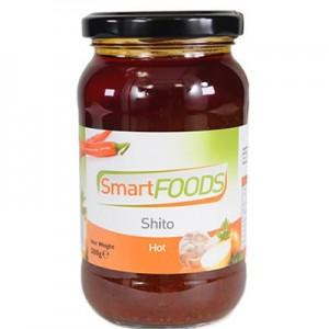 Smartfoods Chilli Sauce Hot Medium