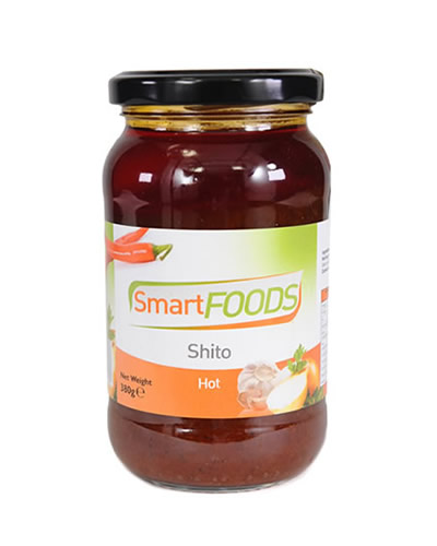 Smartfoods Chilli Sauce Hot Medium