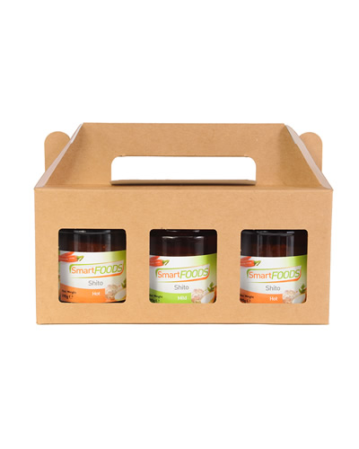 3 Pack Chilli Sauce Gift Set