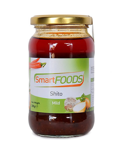 Smartfoods Chilli Sauce Mild Medium