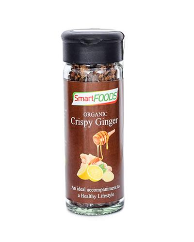 Organic Crispy Ginger