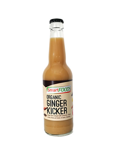 Organic Ginger Kicker Drink