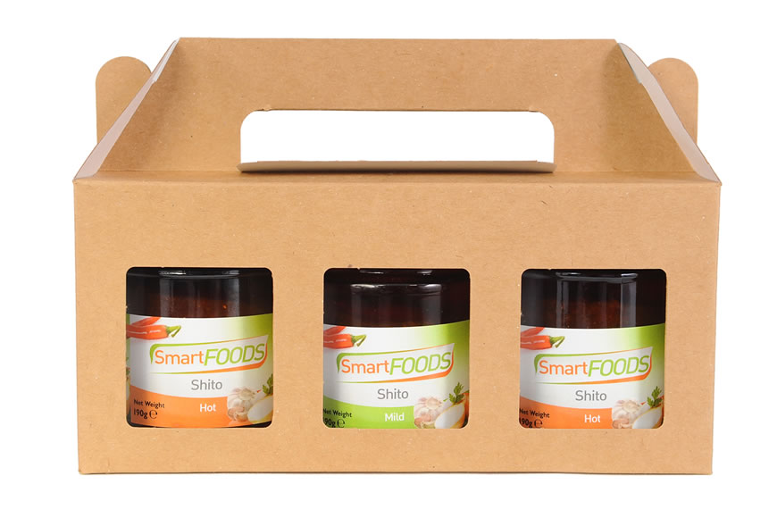 Trio Chilli Sauce Gift Pack