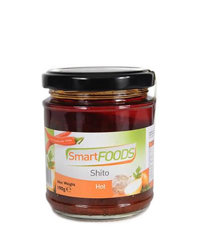 Smartfoods Chilli Sauce Hot Small