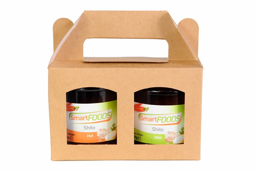 Duo Chilli Sauce Gift Pack